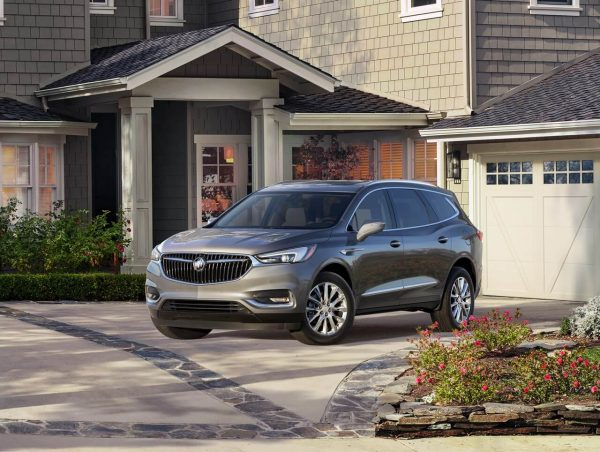 2020 Buick Enclave Full-Size Luxury SUV