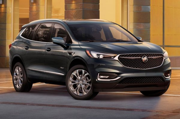 2020 Buick Encore Black Cherry Revealed