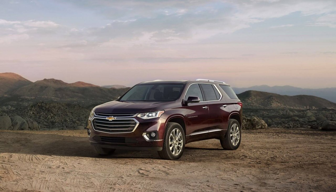 2020 Chevy Traverse SUV Redesign
