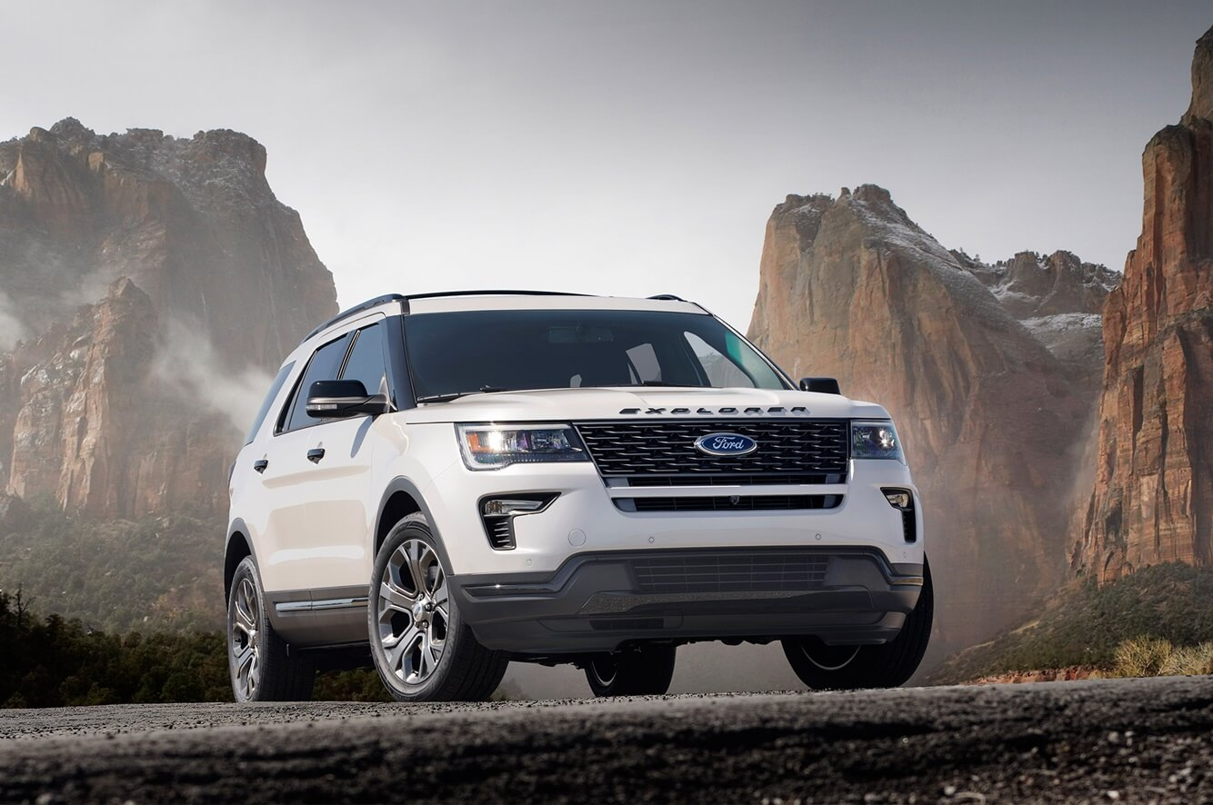 2020 Ford Explorer is expected to make its debut in 2019
