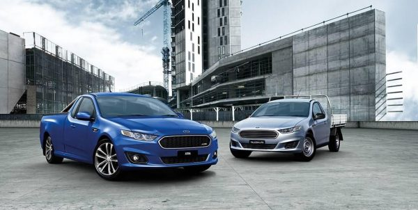 2020 Ford Falcon GT is back with a new face