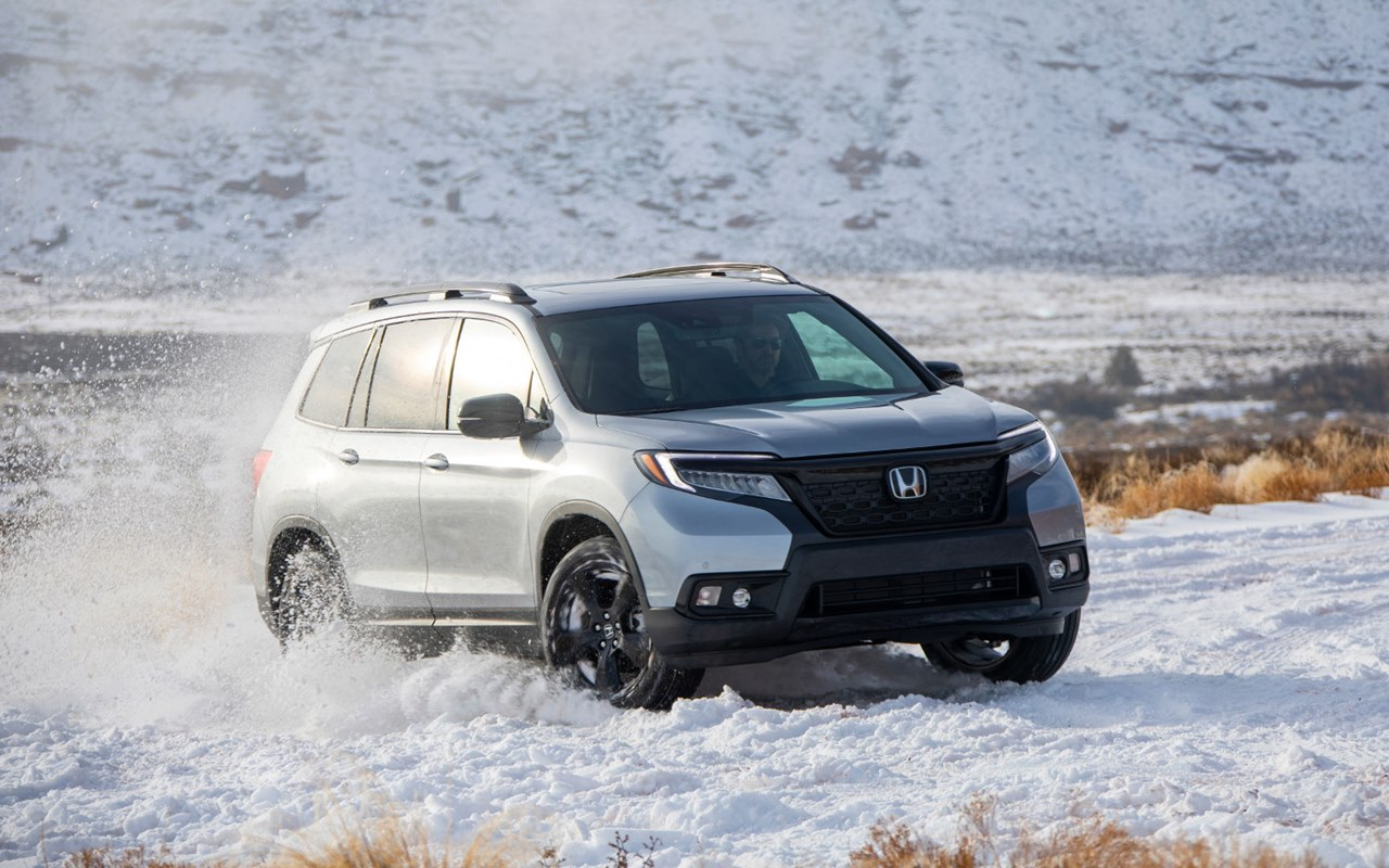 2020 Honda Passport Models, Prices, Specs, and News