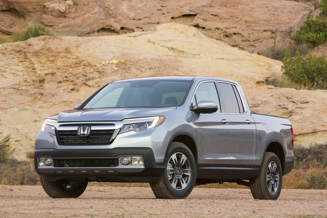 2020 Honda Ridgeline Type R Changes