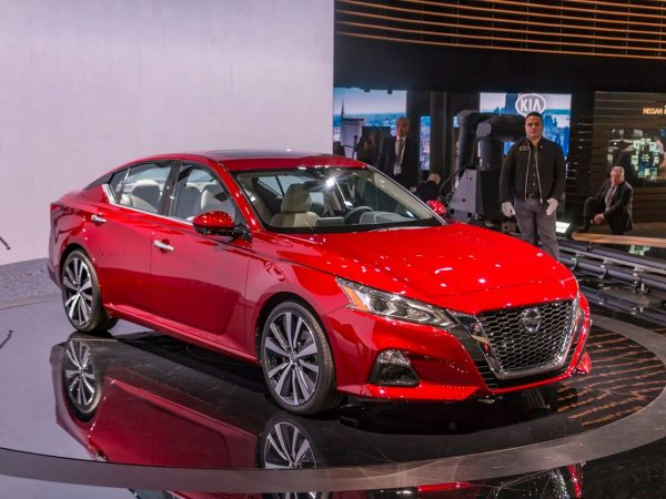 2020 Nissan Altima is due to make its entrance into the market as a fantastic, elegant, amazing and modern