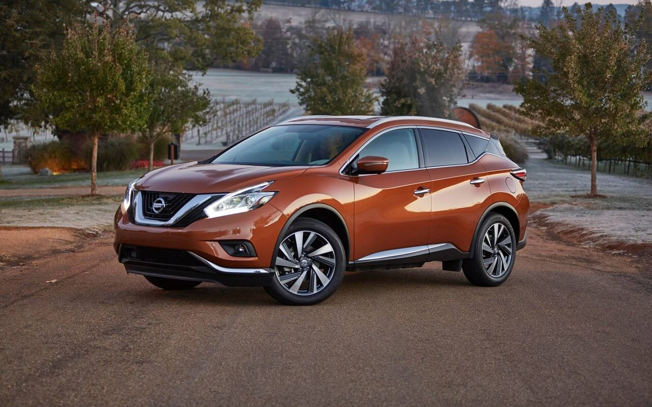 2020 Nissan Murano Platinum Build and Price