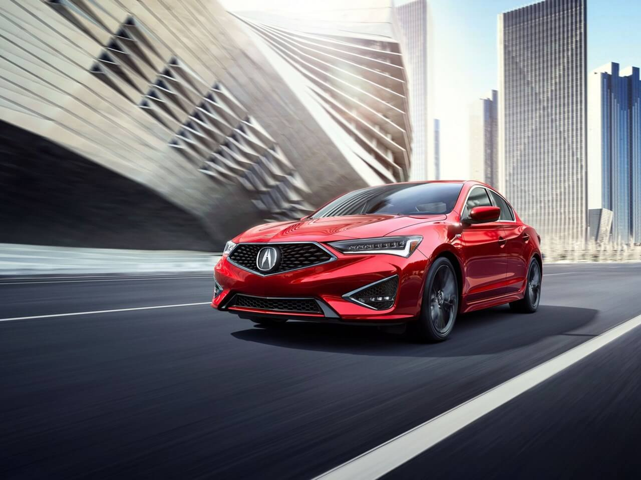 2020 Acura ILX Type S Model Preview