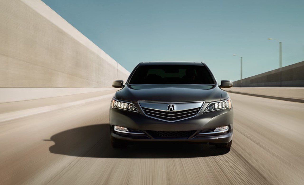 2020 Acura RLX Hybrid Luxury Sport Sedan
