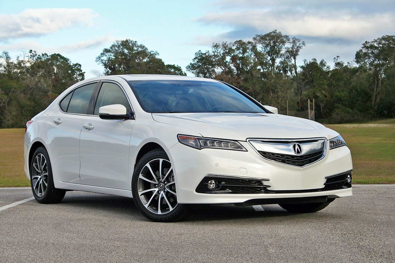 2020 Acura TLX Type S Redesign