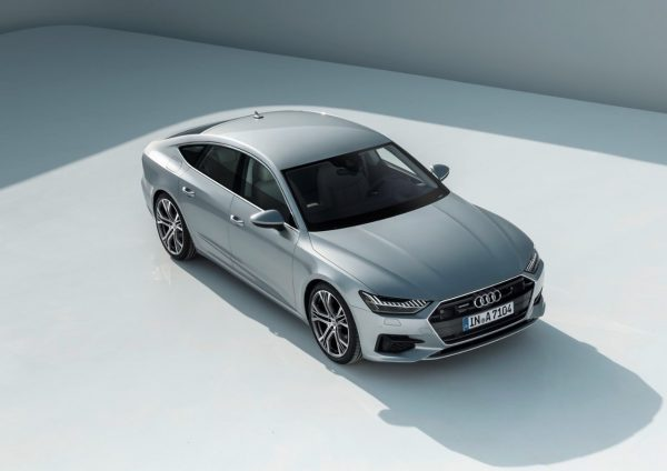 2020 Audi A7 Sportback Pictures and Photos