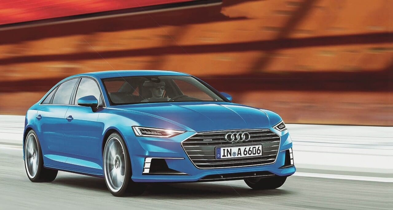 2020 Audi S6 Sportback First Look