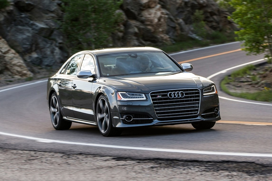 2020 Audi S8 Plus for sale date