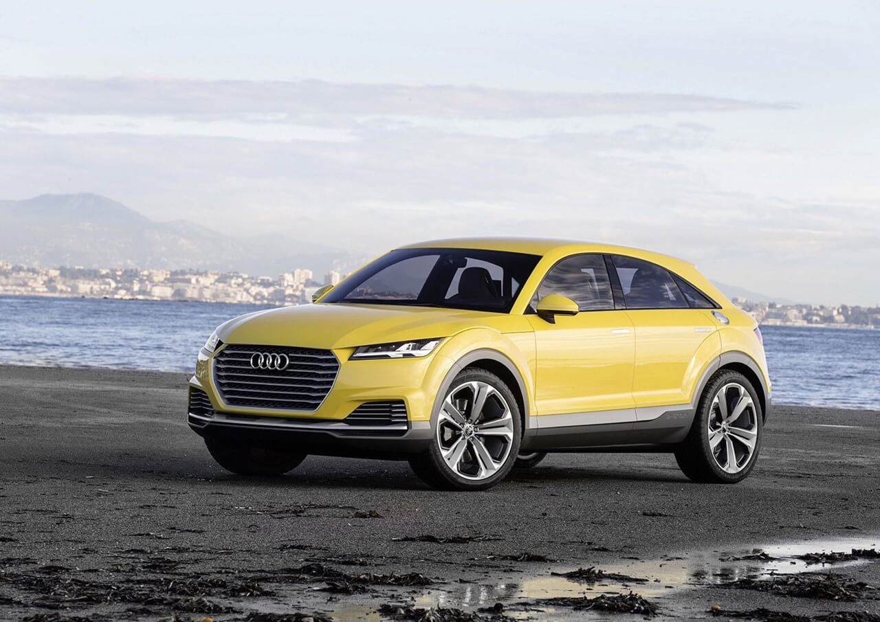 2020 Audi SQ5 is available in two trims