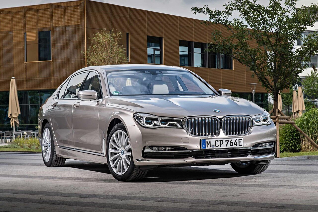 2020 BMW 7 Series Dealer Price Quotes