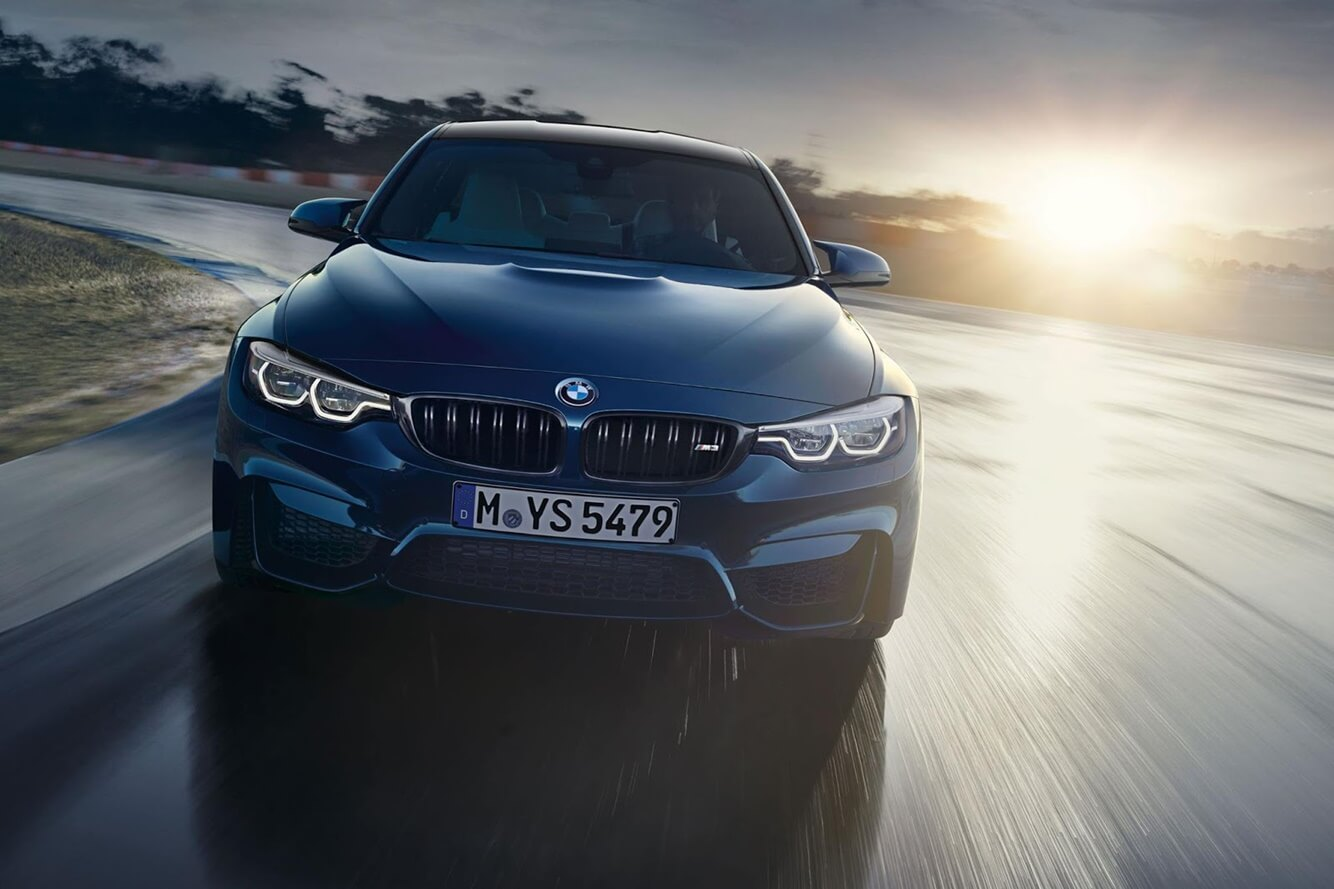 2020 BMW M3 Gets Second Minor Facelift