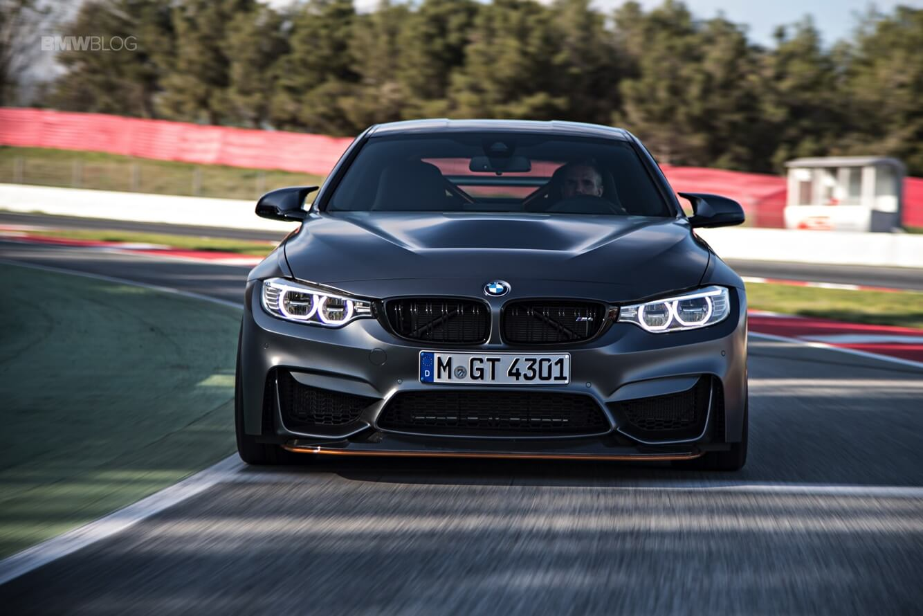 2020 BMW M4 Competition Package