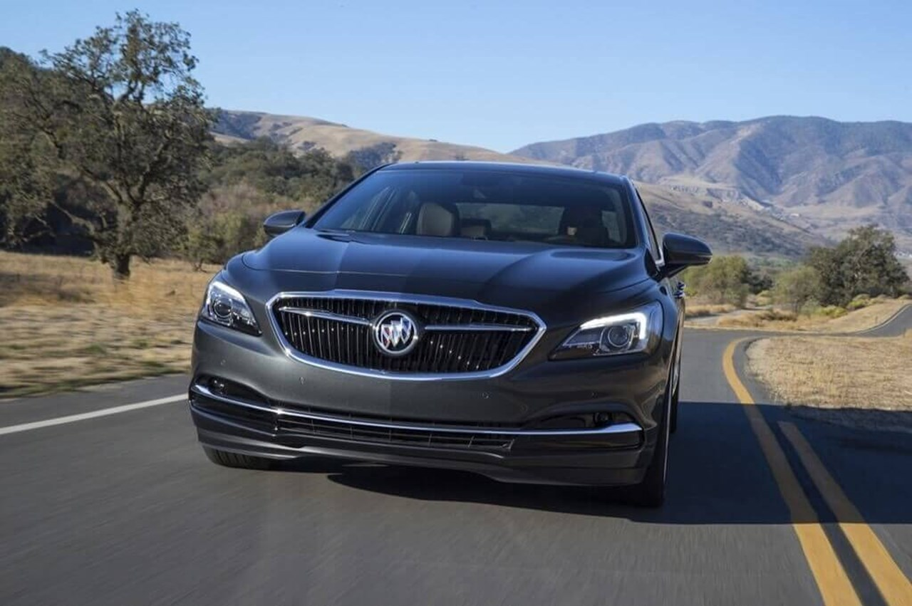 2020 Buick Grand National will make its new entrance on the upcoming 2018