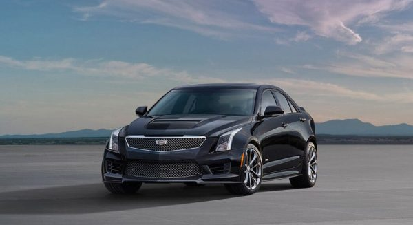 2020 Cadillac ATS V Coupe Preview