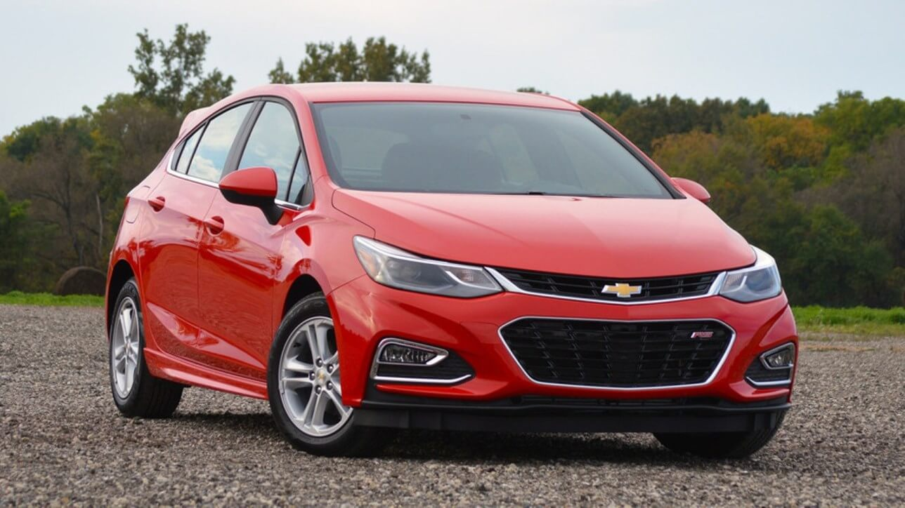 2020 Chevy Cruze Gains CVT As Standard