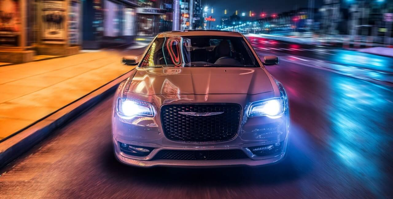 2020 Chrysler 300 Overview