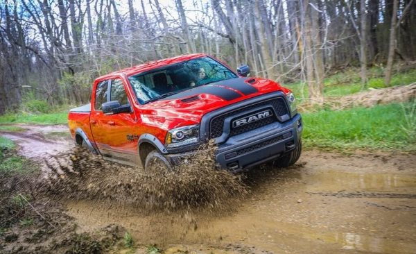 2020 Dodge Ram Rebel Price