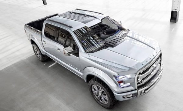 2020 Ford Atlas Release Date