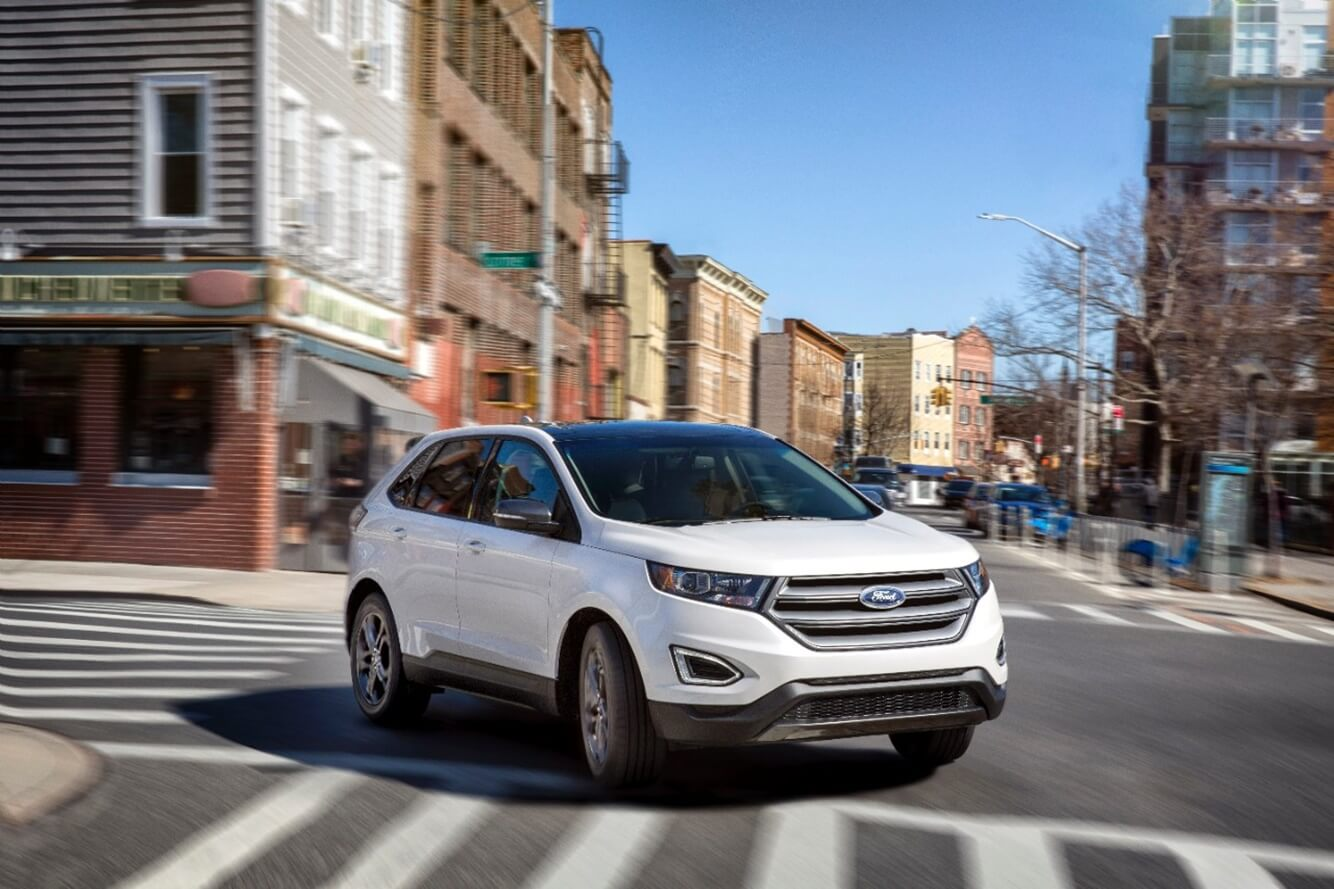 2020 Ford Edge Gains SEL Sport Appearance