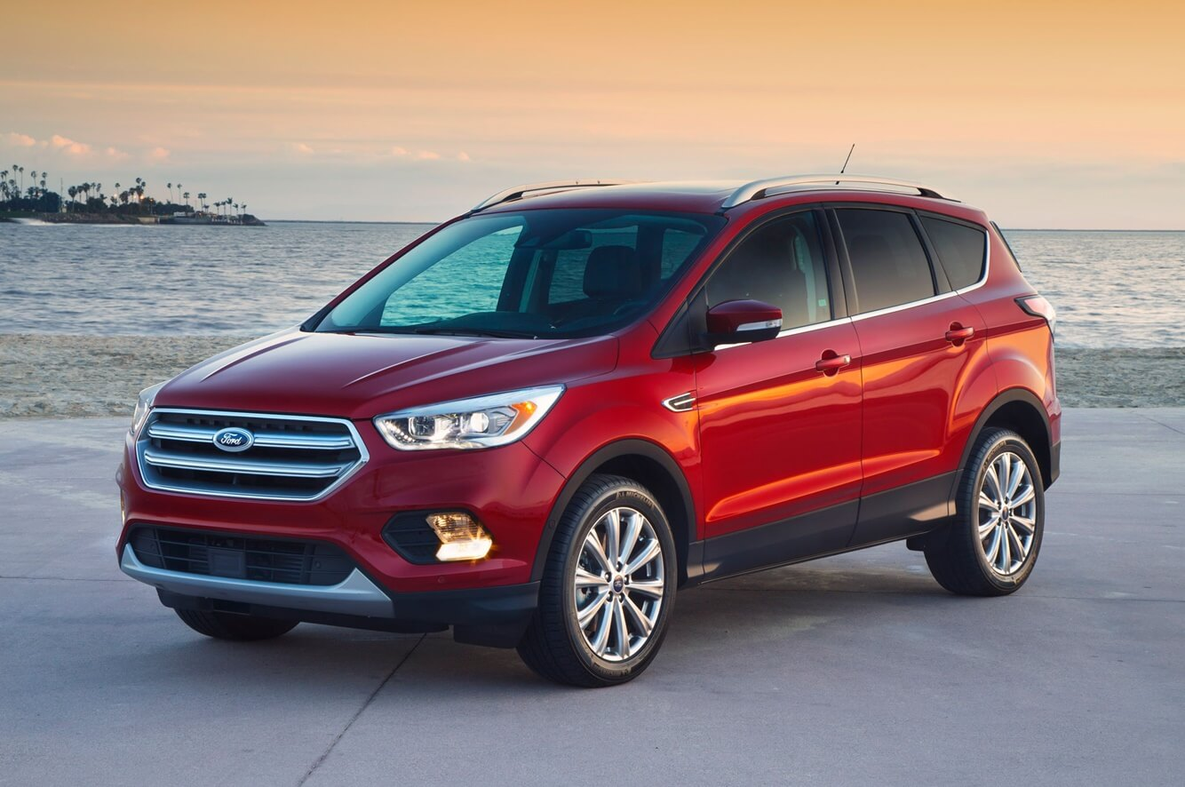 2020 Ford Escape may have the handiest difference in outside design