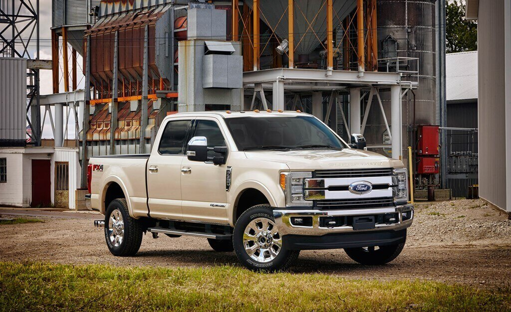 2020 Ford F350 King Runch Leaked