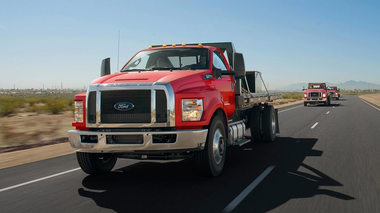 2020 Ford F650 Rollback is going to come back with a much more improved design