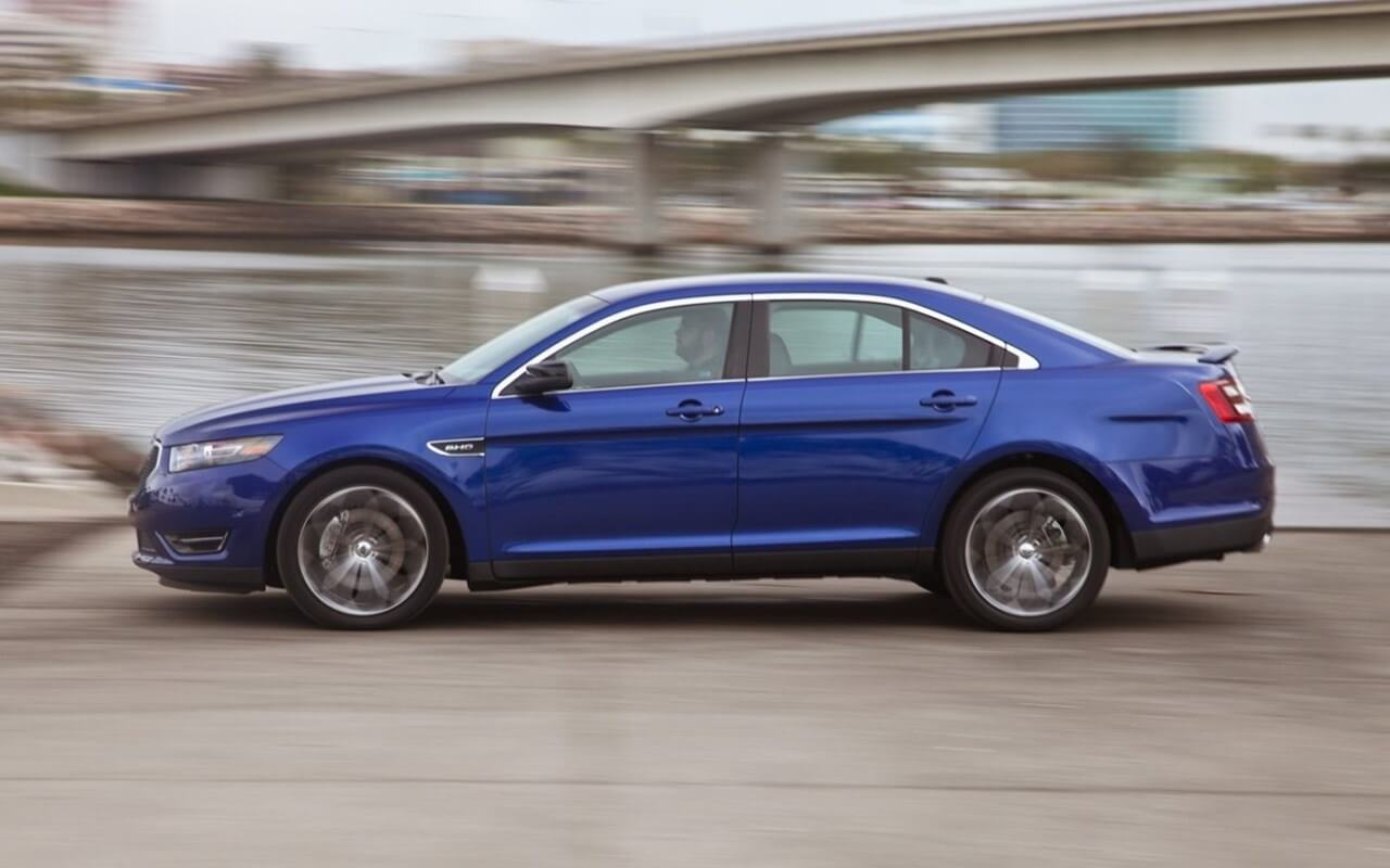 2020 Ford Taurus Sho will be slightly improved from its previous model