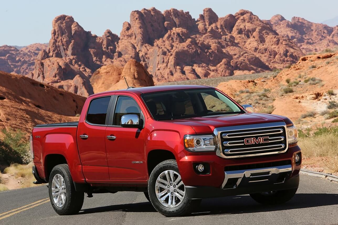 2020 GMC Canyon is ready to be presented in showrooms around the whole world