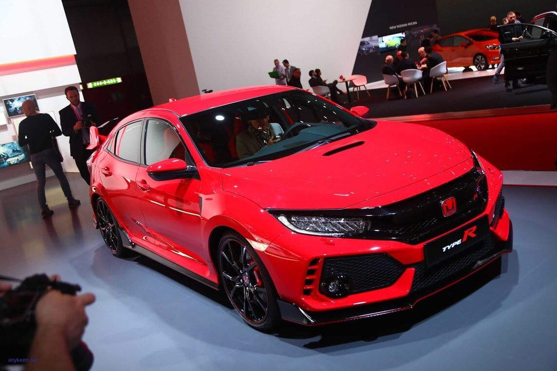 2020 Honda Civic Type R Build and Price