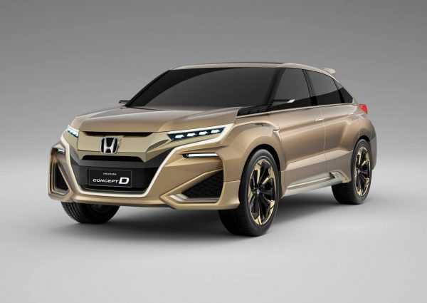 2020 Honda Crosstour is going to come back with a much more improved design