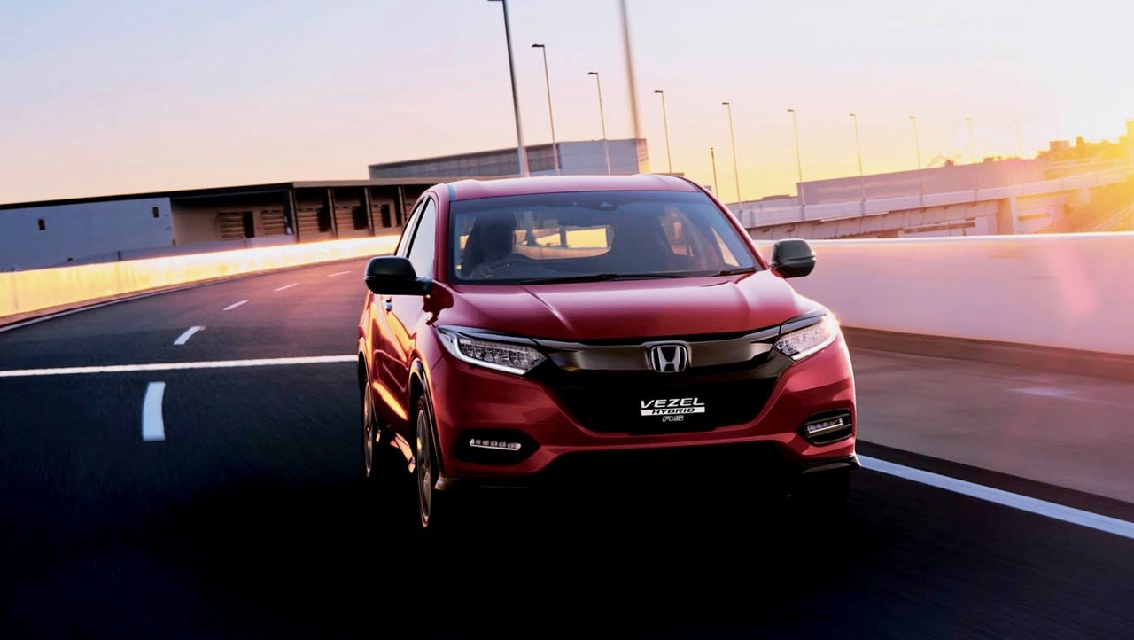 2020 Honda HRV Turbo Review, Pictures