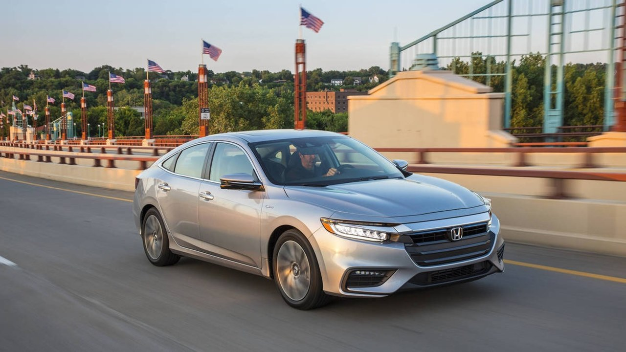 2020 Honda Insight View Specs, Prices, Photos & More