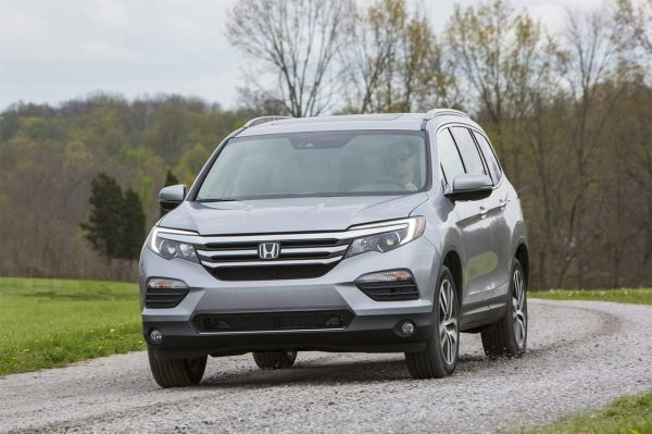 2020 Honda Pilot Hybrid White Colors