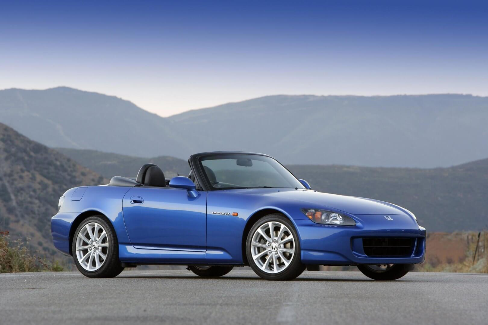 2020 Honda S2000 Convertible First Look