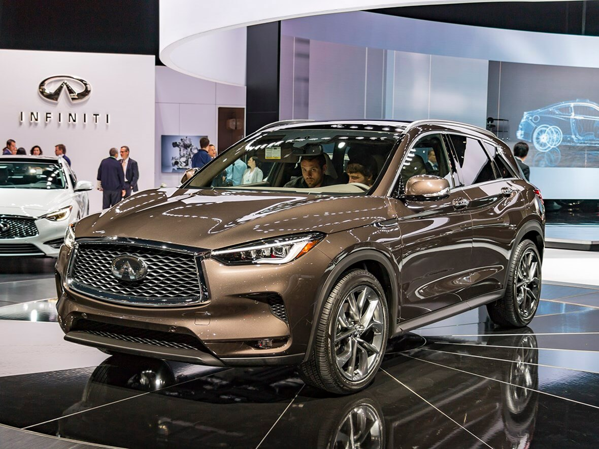 2020 Infiniti QX50 for sale by private owner