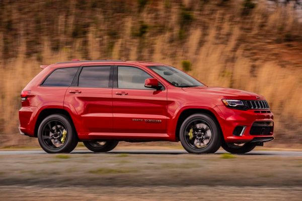 2020 Jeep Grand Wagoneer Gets New Features