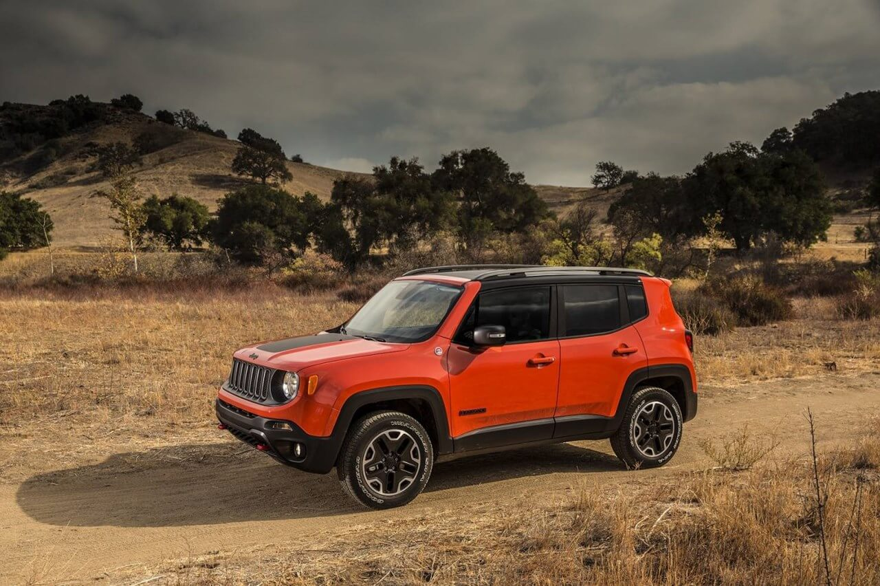 2020 Jeep Renegade Trailhawk Changes