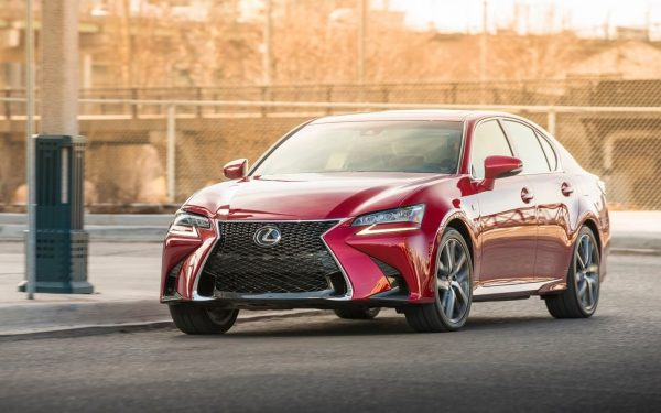 2020 Lexus GS 350 will be slightly improved from its previous model