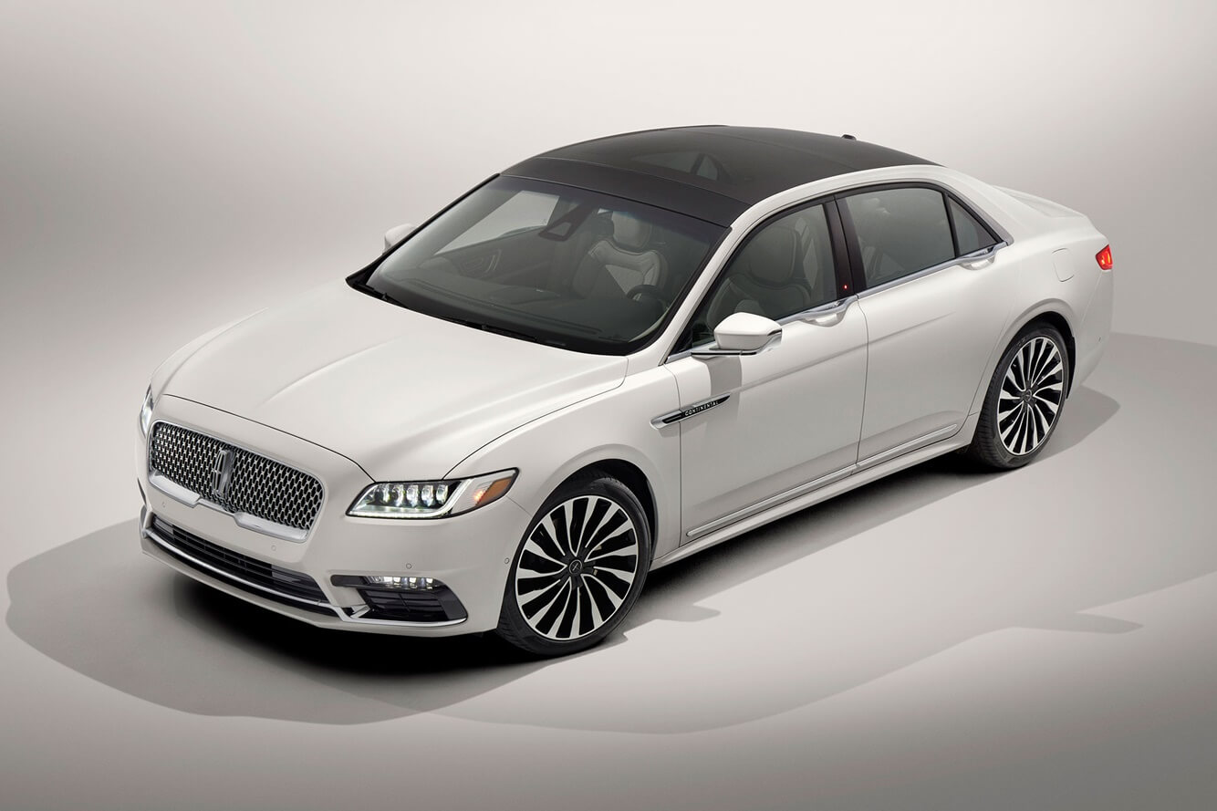 2020 Lincoln Continental Concept Pictures