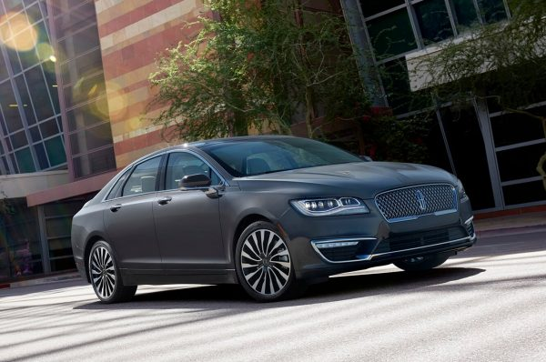 2020 Lincoln MKZ Models, Features and Specs