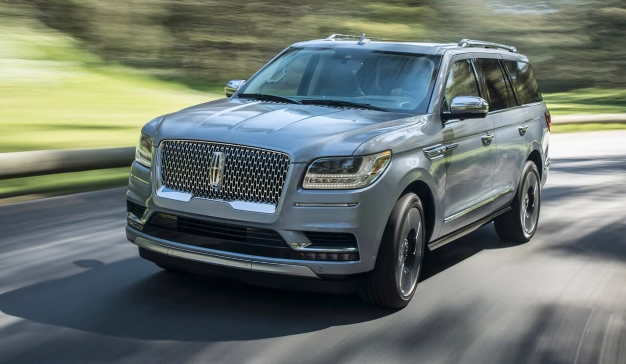 2020 Lincoln Navigator Facelift Revealed