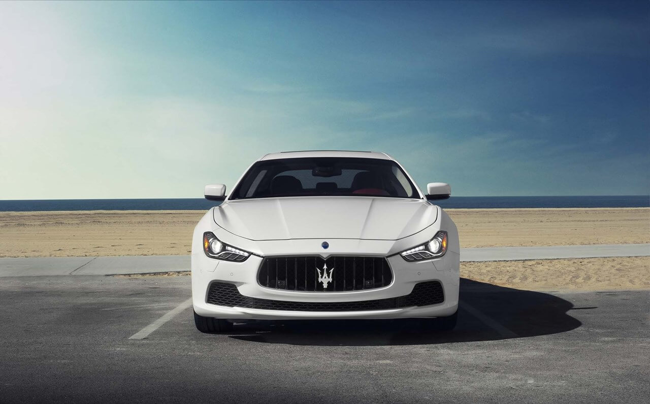 2020 Maserati Ghibli Standard features, trim levels, and available options