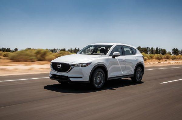 2020 Mazda CX 5 diesel option would extend mileage