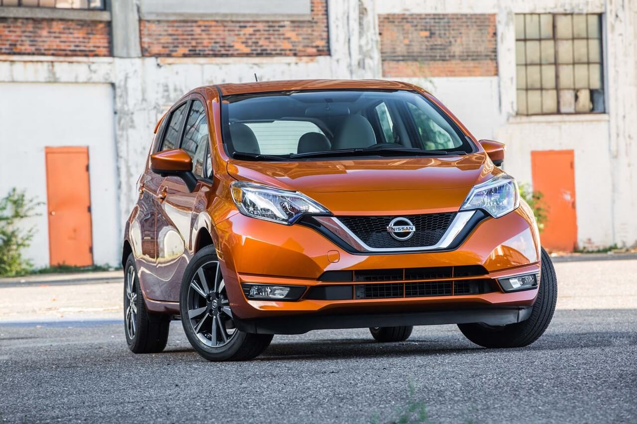 2020 Nissan Versa Note Revealed Debuts