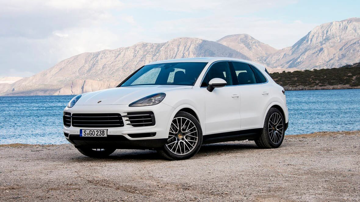 2020 Porsche Cayenne GTS Engine Performance