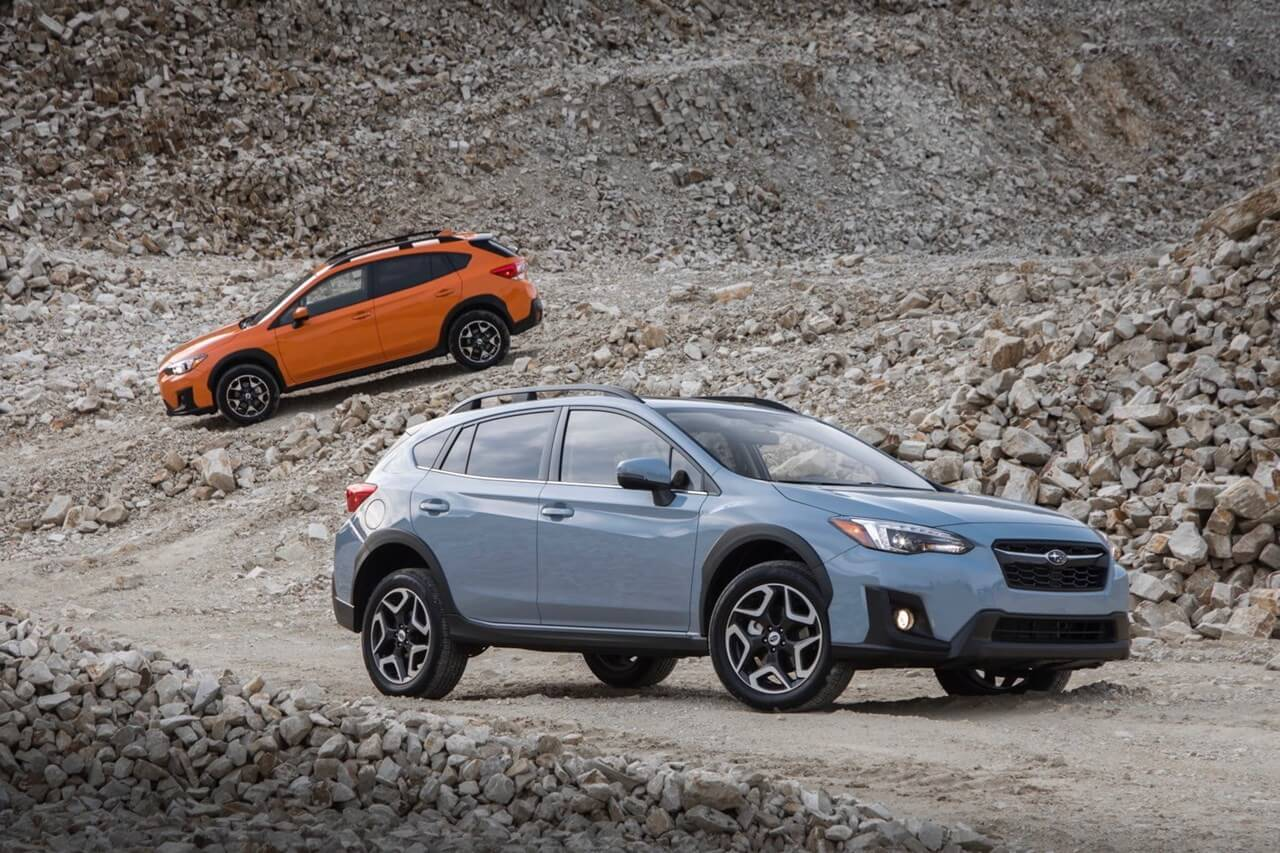 2020 Subaru Crosstrek XTI for sale near you