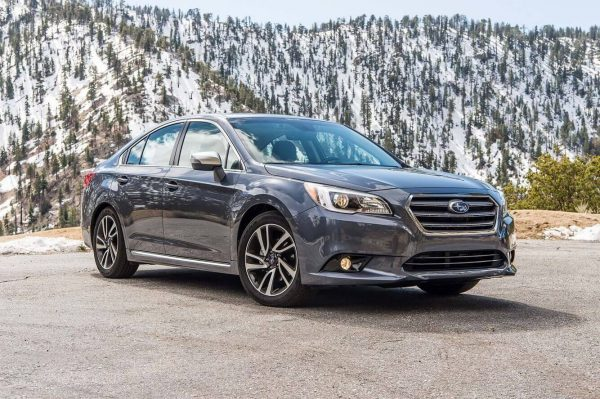 2020 Subaru Legacy Photos and Info